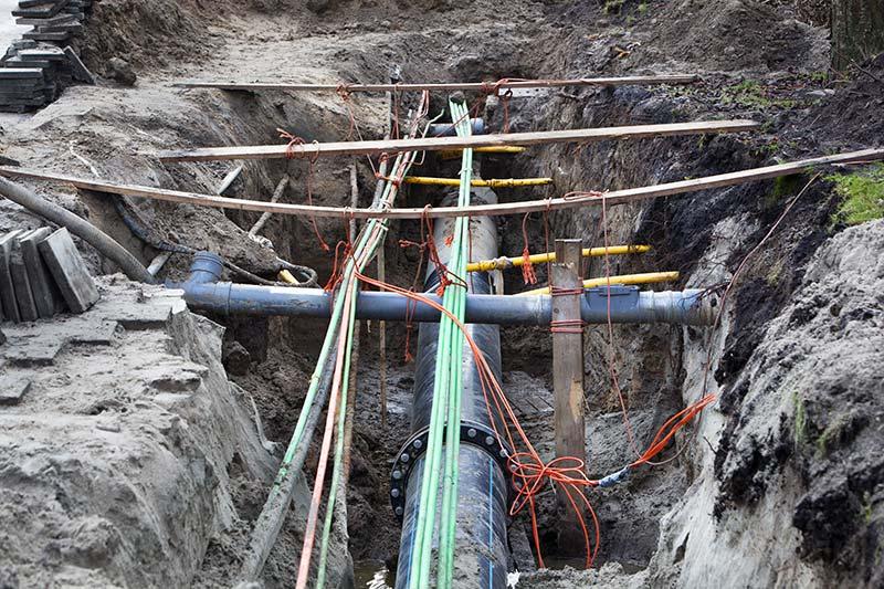 réseaux enterrés implantée au Port (974) | OIT